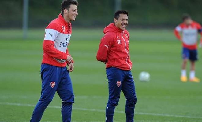 Alexis Sanchez and Mesut Ozil have some big demands before signing new contracts