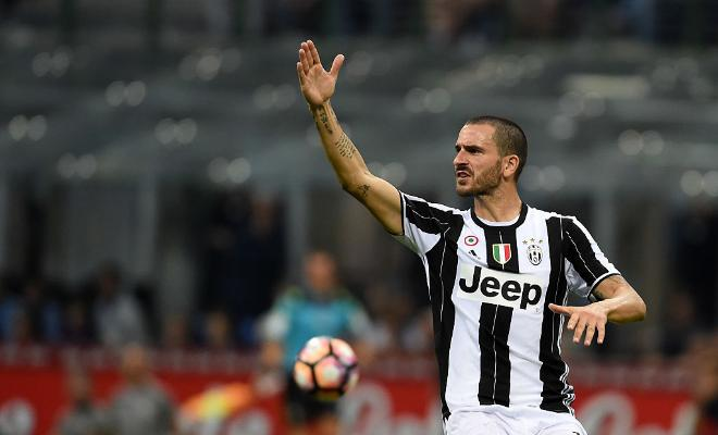PREMIER LEAGUE CLUBS WANT BONUCCIThe Juventus centre-back and Italy international is admired by both Pep Guardiola and Antonio Conte, with a move to the Premier League a possibility in the upcoming transfer window