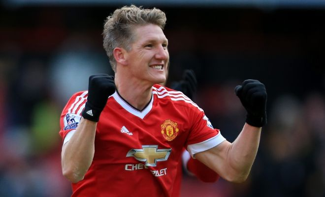 Bastian to Schalke? Manchester United's midfielder Bastian Schweinsteiger could be on his way back to Germany after FC Schalke are among the many clubs to show interest in the midfielder.