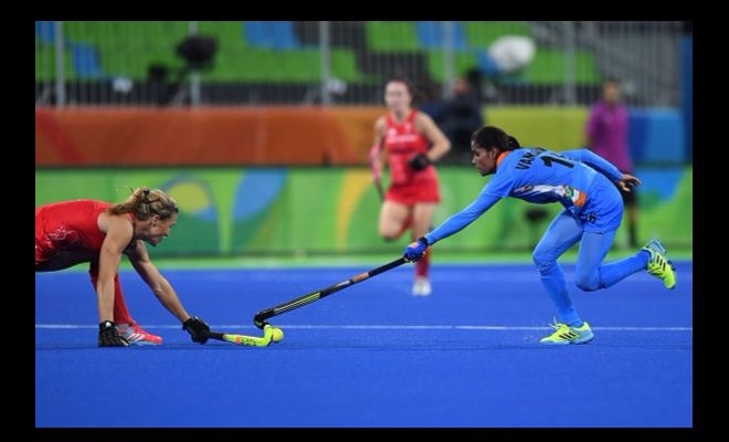 Remember the Indian girls came from two goals down in their last game. So all is not lost. But they need to show a lot more.