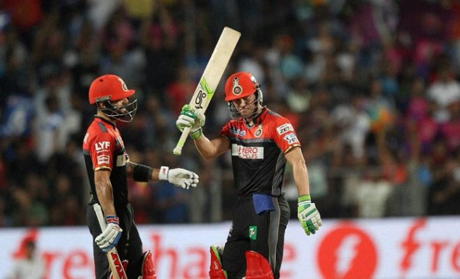IPL 2016: Royal Challengers Bangalore vs Gujarat Lions- Twitter Reactions