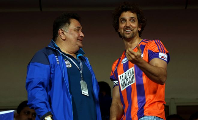 Both Mumbai City and Pune City have a Bollywood connection!