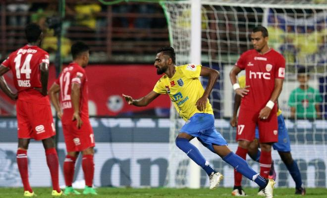 That was an unconvincing performance from Kerala - but that front four of theirs look like they are all clicking into form. They really missed Mehtab's presence in the middle, but he'll be back for the Semifinals.NorthEast have been excellent value throughout the season - but they showed what they were missing in this game... killer instinct.Thank you for reading! Anirudh Menon signing out for the nightToodle-ooo.