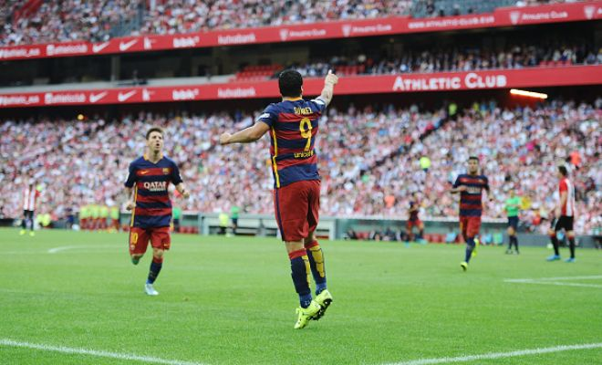 FT: Athletic Bilbao 0-1 Barcelona.