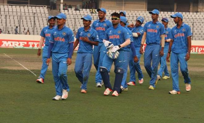 India Beat Nepal By 7 Wickets In The Under 19 World Cup