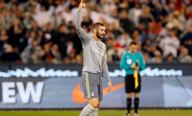 Real Madrid have accepted a £48m offer for striker Karim Benzema from Arsenal, according to Rodney Marsh. [ talkSPORT ]