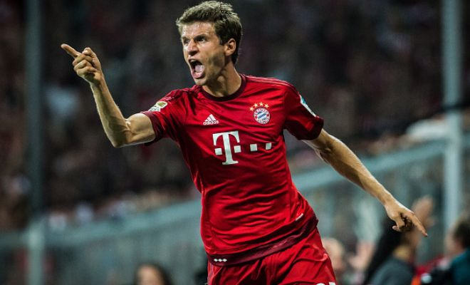 Bayern Munich have told Manchester United that German World Cup-winning midfielder Thomas Muller is not for sale, after reports they had made a £60m bid for the 25-year-old. [Manchester Evening News]