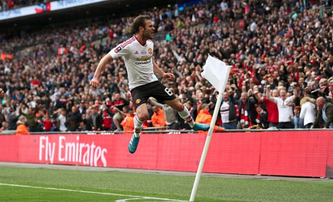 Straight outta Mata!Juan Mata of Man Utd has been shown the red flag as expected due to the arrival of Mourinho who deems him slow and lacking defensive ability. Everton had expressed strong interest in the creative midfielder but Villareal have joined the race to sign the Spaniard.So which white flag is he flying to?