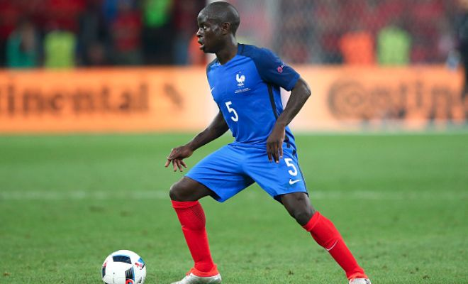 Chelsea making transfer advancesN'Golo Kante looks almost certain to leave the Foxes this summer after rejecting a new contract worth £100,000 per week and has a £20 million buyout clause in his current deal.New Blues boss Antonio Conte started his new job yesterday and has identified Kante as his number one transfer target and is confident of beating the likes of Real Madrid, Arsenal and Juventus to his signature.