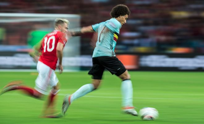 Witsel hit sell?Axel Witsel, who emerged as one of the hit midfielders in a quality Belgian line-up has attracted attention from several clubs, while Everton made him a target. However, they have missed the bus with Napoli reported to have offered him a four-year contract that Zenit St Petersburg are ready to accept.