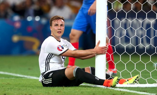 Mario Gotze will not be moving to Anfield!Jurgen Klopp has decided against reuniting with former Dortmund star Mario Gotze, according to Liverpool Echo.Apparently, Klopp is happy with the signing of Sadio Mane from Southampton and has pulled out of the race to sign the Bayern Munich playmaker.It now remains to be seen whether Gotze signs for boyhood club Borussia Dortmund or makes a move to the Premier League for Tottenham Hotspur, with the latter possibility only adding spice to the waging tongues of EPL fans.