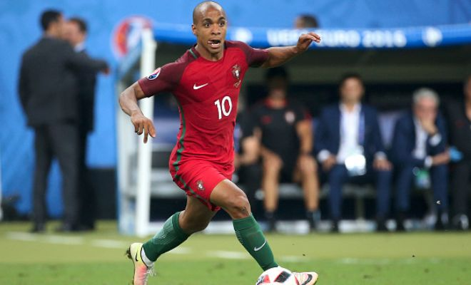 Chelsea Fan: WOW MARIO!Chelsea are preparing a £34m bid for Portugal winger Joao Mario, according to Portuguese newspaper, O Bola.Chelsea are desperate to make a few signings as Antonio Conte has now dedicated himself to the transfer market after the Euros.