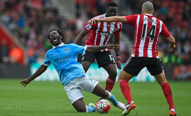 Nolito sends Bony down the pecking order. Wait. He might just get loaned out!Striker Wilfried Bony, 27, is set to leave Man City, with Galatasaray offering him a loan move, according to Sun.