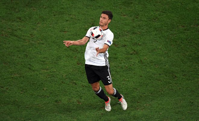 Jonas Hector over-evaluated?Impressive German left-back Hector's value has been tabled at £25million by Koln, according to German daily Bild.He has attracted attention from several clubs, most of which have given up on the chase due to his club's high expectations. Those interested but dejected include Liverpool and Tottenham Hotspur, but with Barcelona having spotted him as a possible target, it is unlikely that the price tag could come down.