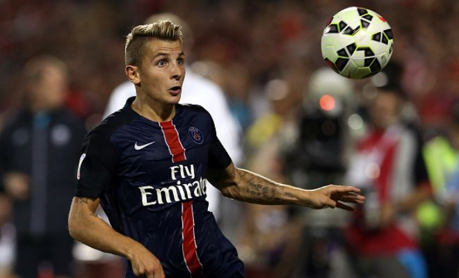 DONE DEAL! DIGNE JOINS BARCELONA!Barcelona has have confirmed the signing of Lucas Digne from Paris Saint-German. the left back had spent the 2015/16 season at AS Roma.