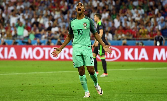 CHELSEA BLOW! Joao Mario could move to INTER MILAN instead.Portugal star's father has hinted that his son could favour a move to Italy this summer.Speaking to Corriere dello Sport, Joao Mario Eduardo said:
