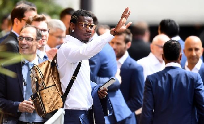 PAUL POGBA NEWS, DEAL?POGBA AGREES PERSONAL TERMS WITH MANCHESTER UNITED?Spanish Newspaper Marca reports that Manchester United have struck a deal with highly rated French midfielder Paul Pogba. Pogba could be earning £211,000 per week if the reports are true. GO ON LABILE!