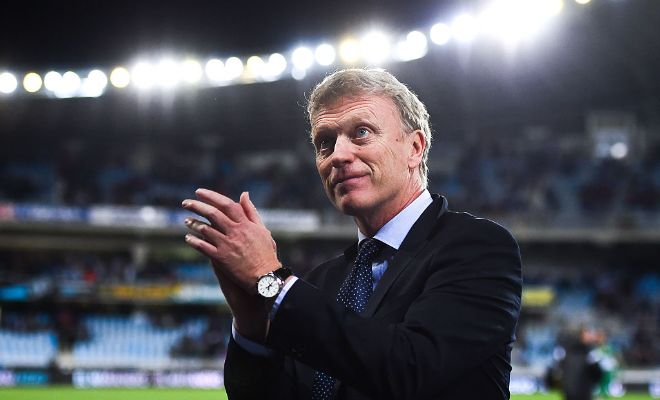 DAVID MOYES TO SUNDERLAND?With Big Sam being interviewed by the English FA for the vacant managerial job, Sunderland have started hunting for replacements already!Express are reporting that David Moyes is the latest one to be linked the managerial job.Opportunity knocking on Moyes' door? Please don't argue he deserves a better club. Beggars cannot be choosers! :P