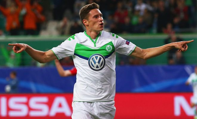 DRAXLER TO ARSENAL?Oh my! These Draxler to Arsenal rumours are back again. Just like Higuain, he's been