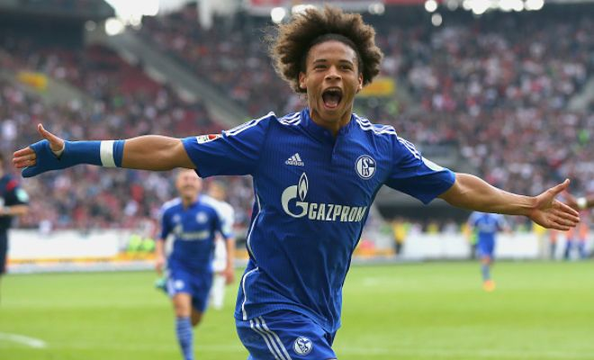 BIG NEWS TO START OFF WITH!Manchester City have agreed personal terms with Leroy Sane and he's agreed a 4 year deal with the Citizens report BILD.Schalke 04 could end up pocketing as much as £42 MILLION - £45 MILLION for the 20 year old!