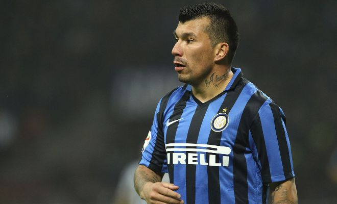 Liverpool bid for Medel rejected It appears that Liverpool are still looking for a defensive midfielder as a replacement for Lucas Leiva and are chasing Chilean Gary Medel. But Inter are not willing to let him leave the Nerazzurri and have rejected a bid from the Reds.
