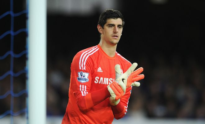 Courtios to stay with the BluesChelsea No. 1 goalkeeper Thibaut Courtois has reassured Chelsea supporters that he does not want to leave, despite the 24-year-old goalkeeper being a long-term target for Real Madrid.