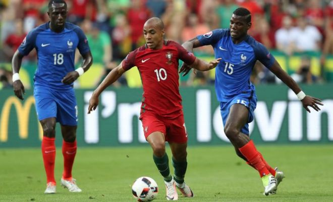 Joao Mario set to join Inter Reports from Portugal suggest that Sporting CP's Joao Mario has already undergone part of his medical exams for Inter. The transfer of the European champion to the Nerazzurri is getting closer, as president Bruno de Carvalho is in Milan to discuss the final details.
