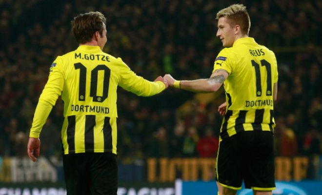 MARIO GOTZE IS HEADING BACK TO DORTMUND!Borussia Dortmund have agreed a deal to sign back Mario Gotze from Bayern Munich! Sky Sports Germany claim that the medical is set to take place in the next 48 hours!A REUNION OF REUS AND GOTZE IS HAPPENING!