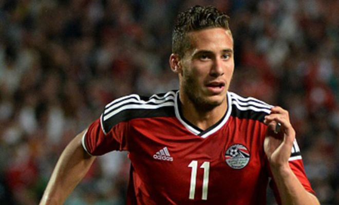 STOKE CITY TO SIGN THE NEXT SALAH!Stoke City's deal to sign teenage Egypt winger Ramadan Sobhi is
