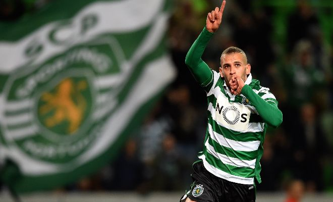 West Brom keen on SlimaniWest Brom are interested in signing Sporting Lisbon's striker Islam Slimani, according to Sky sources. The Baggies are understood to evaluating whether to proceed with a move for Slimani given he would miss a month in the New Year to take part in the African Cup of Nations.