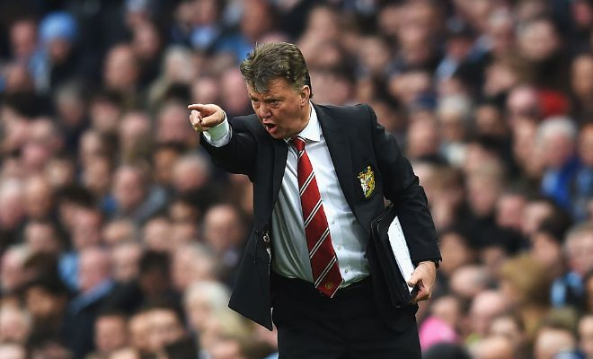 VAN GAAL TO RED DEVILS!Louis van Gaal is set for a return to management with the Belgium National Team.Marc Wilmots' sacking has left the position vacant and the Belgian FA have started to hunt for the best manager they can find for their