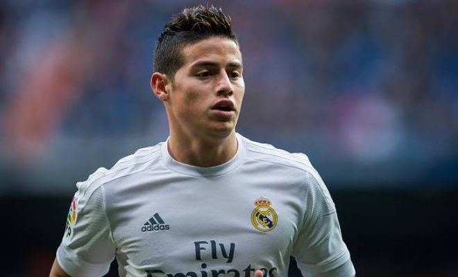 JAMES RODRIGUEZ TO WEST HAM?West Ham are in the running to sign James Rodriguez according to Marca. The Colombian from Real Madrid is on sale and there are several clubs are interested in signing him!