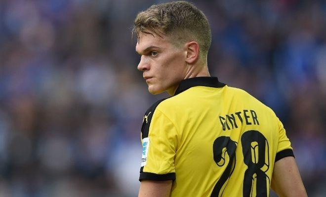Wolfs want Dortmund defenderVFL Wolfsburg are again interested in signing Mattias Ginter from Dortmund.