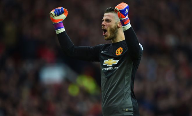 DE GEA TO REAL MADRID RUMOURS ARE BACK!Zidane is not giving up on De Gea and is reportedly trying his best to convince the Spanish international to join them this summer.Jose Mourinho is interested in James Rodriguez and this might be used by Real Madrid to strike a deal for De Gea![Hopefully, Real Madrid have a new fax machine now!]