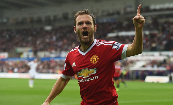 ASSISTED YESTERDAY? IT DOESN'T MATA!Jose Mourinho is still apparently keen on selling Juan Mata to another club this transfer window! The Spanish midfielder played in Manchester United's first pre-season match vs Wigan yesterday and provided the assist to Keane.Espanyol are said to be the ones n pole position to sign the former Chelsea midfielder now!