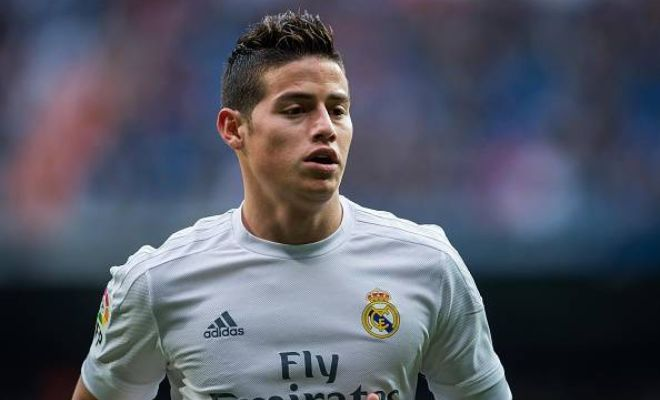 PREMIER LEAGUE BOUND!James Rodriguez has confirmed that he wants to play in the Premier League as he looks for a move away from Real Madrid this summer.The Colombian star is a target for Manchester United and Arsenal but there are reports now that even Manchester City are interested in him.Marca reported yesterday that West Ham United were also plotting an ambitious swoop for him!