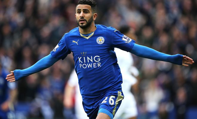 HUGE BLOW TO LEICESTER CITY!Daily Mirror are reporting that Barcelona are no longer interested in signing Leicester City winger Riyad Mahrez. He's rejected the latest contract offer from Leicester City and is now a target for Arsenal, Chelsea and Borussia Dortmund.