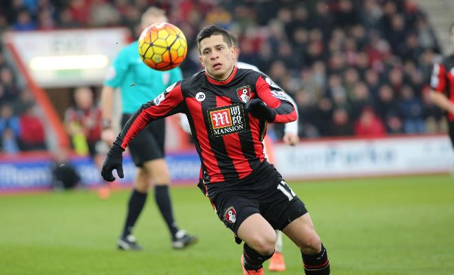 Spanish clubs looking to 'Iturbuy'Malaga & Villarreal are interested in Bournemouth's Juan Iturbe on a loan with an option to buy.