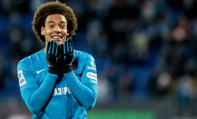 Zenit may deal 'Witselling' midfielderJuventus are interested in Zenit's Axel Witsel who is desperate to move to Turin. The Russian club would be happy if they get €18m for him.