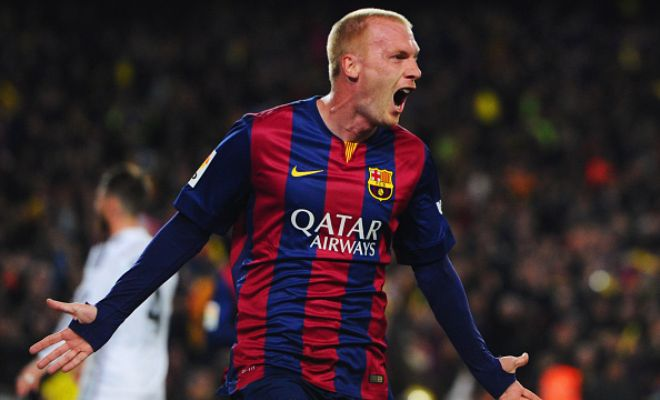 LIVERPOOL TO SIGN BARCELONA STAR!Jeremy Mathieu is set to join Liverpool according to various reports.Klopp is said to be interested in signing the experienced defender as a replacement for Skrtel.