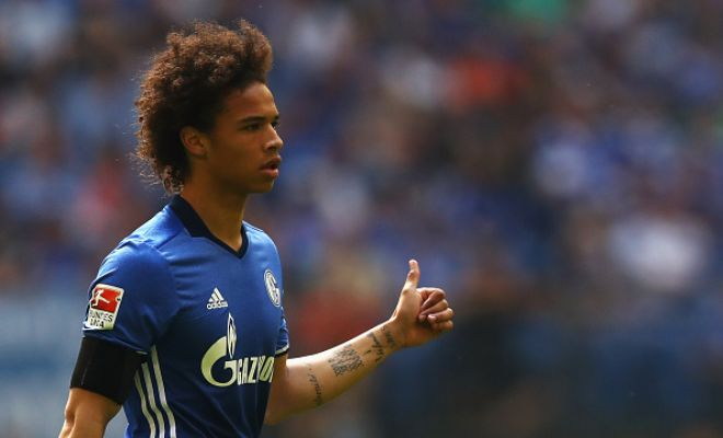 (IN)SANE BID BY BAYERN!Bayern Munich have made a move for Schalke winger Leroy Sane according to BILD.Arjen Robben has picked up yet another injury and will be out for six to eight weeks.Ancelotti is not ready to take a risk with the injury prone winger and wants Sane in the squad to have a solid back-up plan.