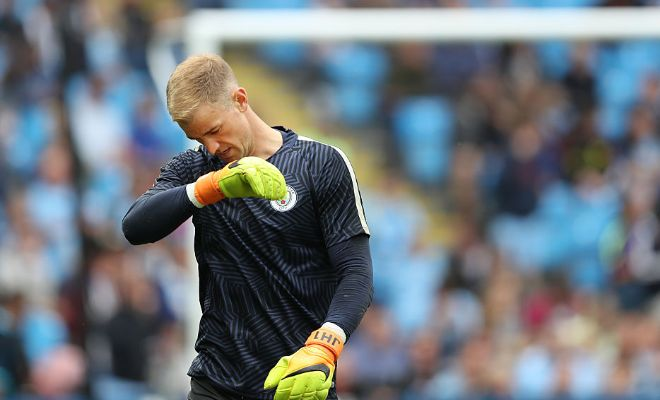 Everton close in on Joe Hart!!Everton have opened talks with the Manchester City goalkeeper over a season long loan move. The club will have to meet Hart's £200000 per week wages if they are to secure his services though