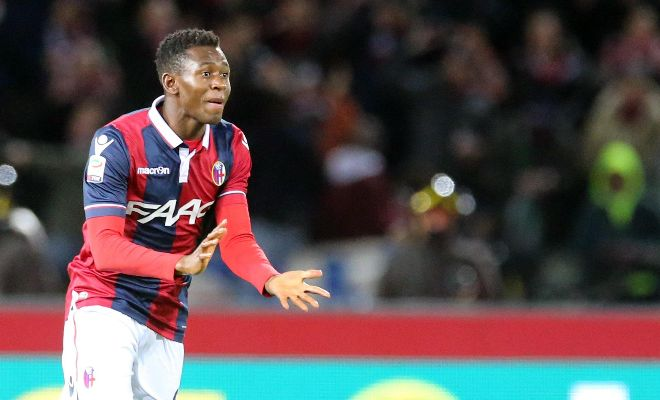 Napoli 'Diaware'Napoli have an agreement with Bologna for Amadou Diawara. They will now try to reach an agreement with the player.