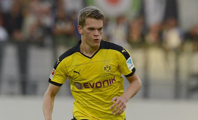 Clubs keep tabs on GinterHamburg, Wolfsburg and RBLeipzig are all interested in Dortmund's Matthias Ginter.
