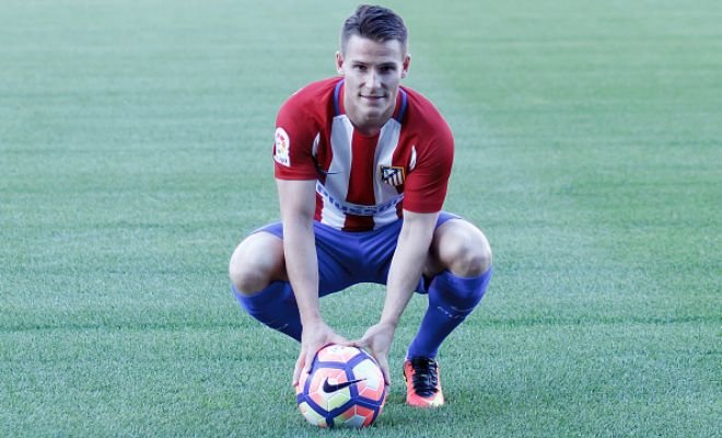 """Atleti over Barca!""""In my head everything was clear, I liked Atletico from the start,"""