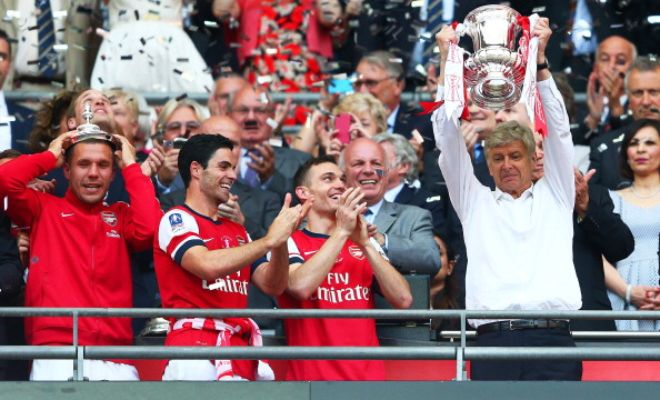 Deal or No deal?Arsene Wenger says his club haven't got a deal with any player at the moment. He also said that he isn't interested in letting out any names at the moment.