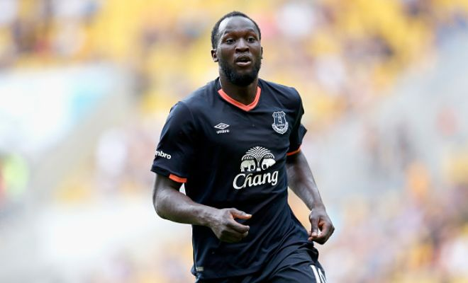 £75 million or nothing!Everton have apparently told Chelsea that they must cough out £75 million if they want to buy back striker Romelu Lukaku. Too many clubs splashing cash I'd say?
