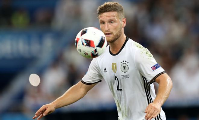 Breathe easy Gunners! The Daily Telegraph reports that Valencia's German defender Shkodran Mustafi will have a medical at Arsenal on Monday with a £29.5m fee agreed between the clubs.