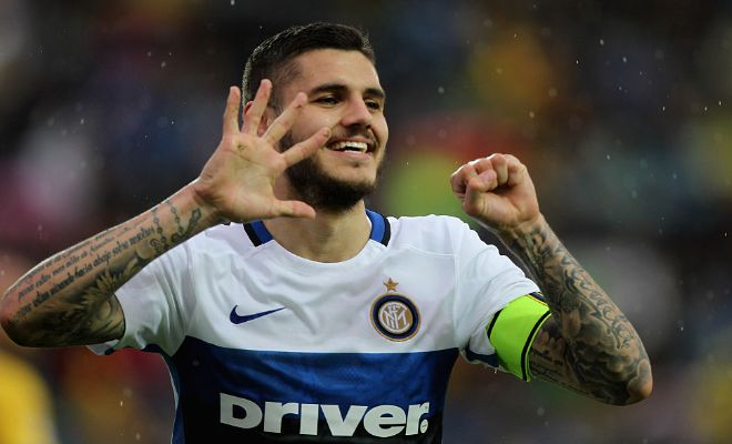 WENGER TO MEET ICARDI'S AGENT AND WIFECorriere della Sera are reporting that Wenger is set to hold talks with Icardi and his wife, who's also his agent, today to finalise a deal to bring the striker to Emirates.Wenger wanted to sign Jamie Vardy but the striker opted to stay at Leicester City instead. He's now trying to sign one other striker to put pressure on Giroud with Welbeck out till February.