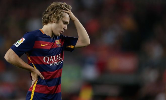 BARCELONA TO SELL HALILOVIC!Barcelona are close to reaching an agreement with Hamburg to sell Alen Halilovic.The fee for the starlet is said to around €5 million.The deal would include a buy-back clause for €10m after one year and €12m after two years.